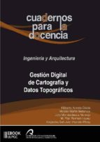Gestión Digital de Cartografía y Datos Topográficos