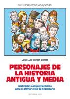 Personajes de la historia antigua y media (ebook)