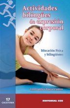Actividades bilingües de expresión corporal