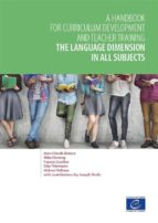 The language dimension in all subjects (ebook)