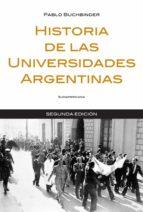 Historia de las universidades Argentinas (ebook)