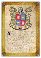 Apellido Buil / Origen, Historia y Heráldica de los linajes y apellidos españoles e hispanoamericanos