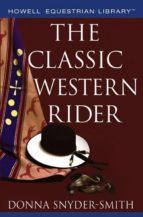 The Classic Western Rider (ebook)