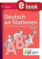 Deutsch an Stationen 1 Inklusion (ebook)