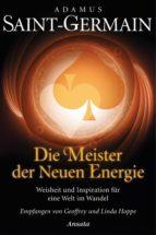 Saint-Germain – Die Meister der Neuen Energie (ebook)