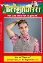 Der Bergpfarrer 170 - Heimatroman (ebook)