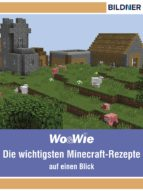 Die wichtigsten Minecraft Rezepte auf einen Blick! (ebook)