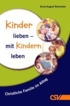Kinder lieben - mit Kindern leben (ebook)