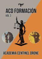 ACD FORMACIÓN VOL. 3