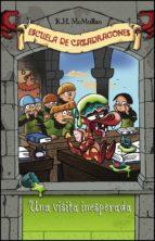 Una visita inesperada (Escuela de Cazadragones 5) (ebook)