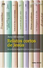Relatos cortos de Jesús (eBook)