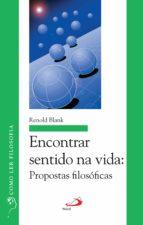 Encontrar sentido na vida (ebook)