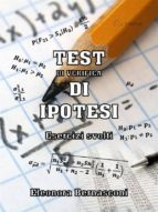 Test di verifica di ipotesi (ebook)