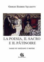 La poesia, il sacro e il Patinoire (ebook)
