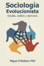 SOCIOLOGÍA EVOLUCIONISTA (ebook)