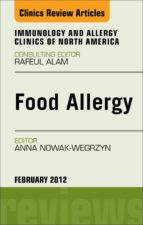 FOOD ALLERGY, AN ISSUE OF IMMUNOLOGY AND ALLERGY CLINICS - E-BOOK