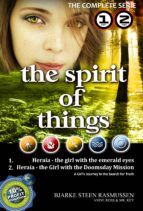 Heraia - The Girl with the Emerald Eyes (ebook)