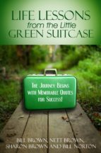 Life Lessons from the Little Green Suitcase