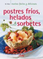 Postres fríos, helados y sorbetes (ebook)