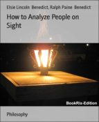 How to Analyze People on Sight (ebook)