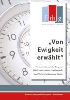 Von Ewigkeit erwa?hlt (ebook)