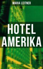 Hotel Amerika (ebook)