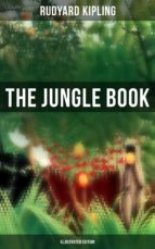 The Jungle Book (Illustrated Edition) (ebook)