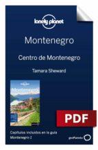 MONTENEGRO 1. CENTRO DE MONTENEGRO