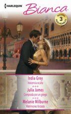 Inocencia oculta - Comprada por un griego - Matrimonio forzado (ebook)