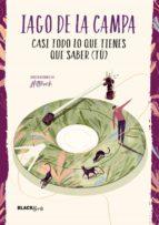 CASI TODO LO QUE TIENES QUE SABER (TÚ) (COLECCIÓN #BLACKBIRDS)
