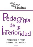 Pedagogía de la interioridad (ebook)