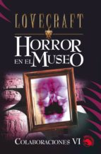 Horror en el museo (ebook)