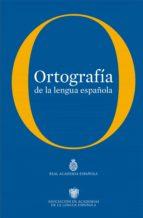 Ortografía de la lengua española (ebook)