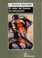 El valor del tiempo en educación (ebook)