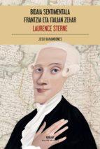 Bidaia sentimentala Frantzia eta Italian zehar (ebook)