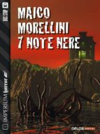 7 Note nere (ebook)