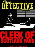 Cleek of Scotland Yard (ebook)