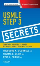 USMLE STEP 3 SECRETS E-BOOK