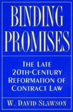 Binding Promises (ebook)