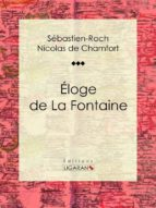Éloge de La Fontaine (ebook)