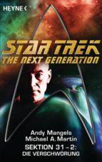 Star Trek - The Next Generation: Die Verschwörung (ebook)
