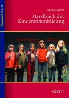 Handbuch der Kinderstimmbildung (ebook)