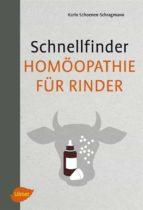 Schnellfinder Homöopathie für Rinder (ebook)