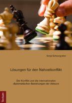 Lösungen für den Nahostkonflikt (ebook)