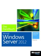 Microsoft Windows Server 2012 - Das Handbuch (ebook)