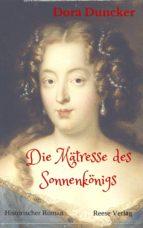 Die Mätresse des Sonnenkönigs (ebook)