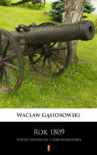 Rok 1809 (ebook)