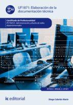 Elaboración de la documentación técnica. IFCT0410