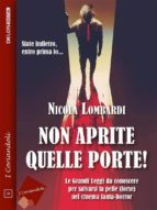 Non aprite quelle porte (ebook)