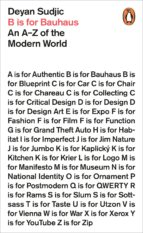 B is for Bauhaus (eBook)